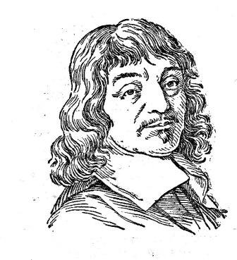 a theory on the origins of knowledge by rene descartes René descartes (1596-1650) was a french philosopher and mathematician, credited as a foundational thinker in the development of western notions of reason and science his philosophy was built on the idea of radical doubt, in which nothing that is perceived or sensed is necessarily true.